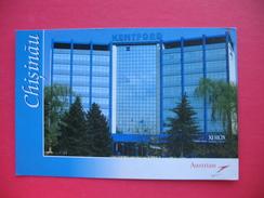 Chisinau.Kentford Office Building - Moldavia