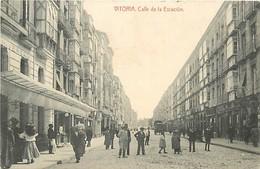 E-16-3587 :   VICTORIA CALLE DE LA ESTACION - Espagne