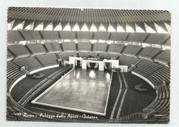 C 35) ROMA EUR- INTERNO PALAZZO DELLO SPORT V/G 1960 - Stadi & Strutture Sportive