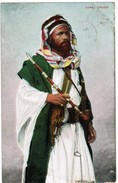 Old Postcard, Camel Driver (pk32079) - Other