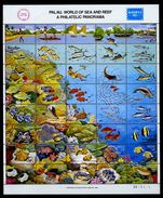 1986 - PALAU - Mi. Nr. 146/172 ZD - NH - (G - EA-373908.9) - Palau