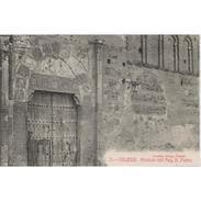 TLDTPA2857-LFTD3113.Tarjeta Postal DE TOLEDO.Edificio.ALCAZAR DEL REY DON PEDRO EN  TOLEDO - Toledo