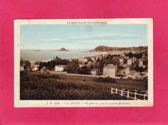 22 COTE D'ARMOR, VAL-ANDRE, Vue Générale, Prise De La Route De Dahouët, (A. W.) - Autres Communes
