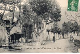 Alpes De Haute-Provence : Colmars : Les Glacis - Andere Gemeenten
