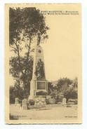 C 28   DUNKERQUE FORT MARDYCK LE MONUMENT AUX MORTS GRANDE GUERRE - Dunkerque