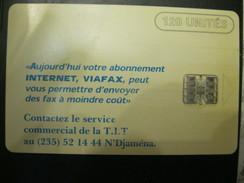 Télécarte Du Tchad