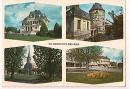 >> 91 - Ste GENEVIEVE Des BOIS : Divers Aspects De La Ville Et Ses Monuments - 1969 - - Sainte Genevieve Des Bois