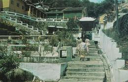 PENANG , 1950-60s ; Kek Lok Si Monastery - Malaysia