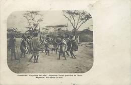 Ref G789- Afrique - Ethiopie - Abessinien -abyssinie - Danse Guerriere De L Adal  - - Etiopía