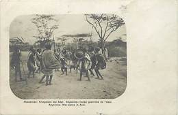 Ref G789- Afrique - Ethiopie - Abessinien -abyssinie - Danse Guerriere De L Adal  - - Etiopia