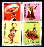 Bolivia-0150 - 1972 - - Bolivia