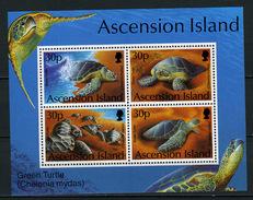 1994 - ASCENSIONE - Mi. Nr. Block 26  - NH - (G - EA-373908.10) - Ascensione
