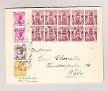 Monaco MONTE-CARLO 16.8.1926 Brief Nach Basel - Monaco