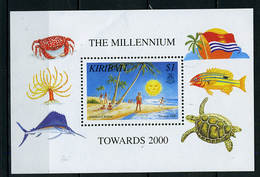 1998 - KIRIBATI - Mi. Nr. Block 35  - NH - (G - EA-373908.10) - Kiribati (1979-...)