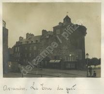(Manche) Avranches. La Tour Du Guet. Vers 1900. - Orte