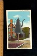 WINSTON SALEM North Carolina USA : The Big Coffee Pot - Winston Salem