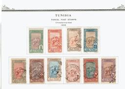TUNISIA....early Parcel Post - Tunisia