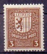 SBZ West-Sachsen Mi. 150X ** (€ 20,00) - Ansehen!! - Zone Soviétique