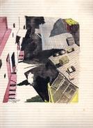 H.JANICOT.1906.Aquarelle Orientale.20 X 19,7 Cm.signée En Bas à Gauche. - Aquarelles