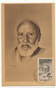 WWII Colonne Leclerc Tchad Tibesti Ahmed En Naceur Bey Du Fezzan Lybie Sebha  Maximum - Weltkrieg 1939-45