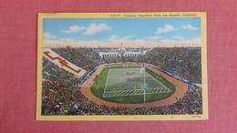Coliseum Football Stadium Los Angeles California--- Ref 2439 - Cartes Postales