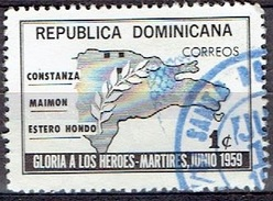 DOMINICAN REPUBLIC  # FROM 1962 STAMPWORLD 793 - Dominican Republic