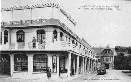 B29679  Criel Plage, Les Arcades - Non Classificati