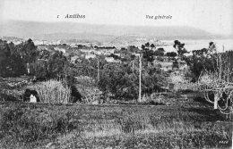 B29839 Antibes, Vue Générale - France