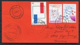 1991 Spain Ibiza Turkey Ship M/V AKDBNIZ Charlie Chaplin Cover - 1931-Today: 2nd Rep - ... Juan Carlos I