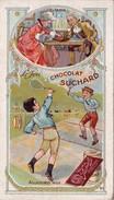 Image Pub  Chocolat  SUCHARD  --  Le Jeu - Suchard