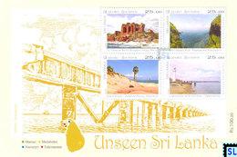 Sri Lanka Stamps 2016, Unseen, Lighthouse, MS - Sri Lanka (Ceylon) (1948-...)