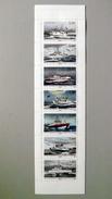 Französische Süd- Und Antarktisgebiete TAAF 898/904 YT 754 MH/booklet **/mnh,  Forschungsschiffe - Booklets