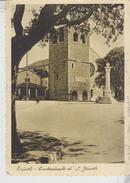 Trieste Cattedrale S. Giusto 1941 Vg - Trieste