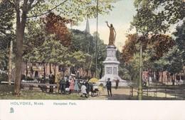 HOLYOKE , Massachusetts , 1900-10s ; Hampden Park ; TUCK - United States