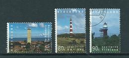 1994 Netherlands Complete Set Vuurtorens,leuchttürme,lighthouses Used/gebruikt/oblitere - Periode 1980-... (Beatrix)