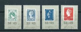 1977 Netherlands Complete Set Amphilex Stamp Expo Used/gebruikt/oblitere - 1949-1980 (Juliana)