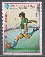 Equatorial Guinea 1972, Scott #72119 Soccer (U) - Guinée Equatoriale