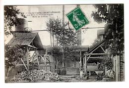 (n°674) CPA 87 ST SAINT LEONARD Mine De Volfan La Mire Du Puy Des Vignes - Saint Leonard De Noblat