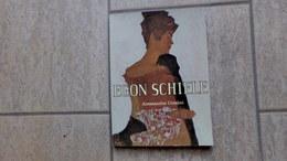Egon Schiele Door Alessandra Comini, 127 Pp., Amsterdam, 1976 - Non Classés