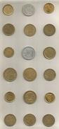 Egitto, Souvenir, Confezione Di 18 Monete Assortite. - Egitto