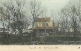78-Poissy  : Le Restaurant Léon - Poissy