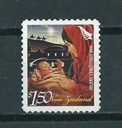2008 New Zealand $1.50 Christmas,kerst,noël,weihnachten,self-adhesive Used/gebruikt/oblitere - Nieuw-Zeeland