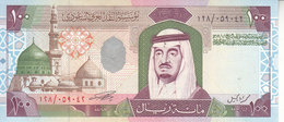 SAUDI ARABIA 100 RIYAL 1984 P-25a SIG/5  W Acting In Title KING FAHD UNC  */* - Saudi Arabia