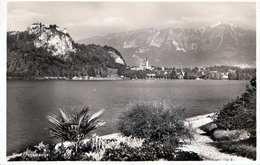 BLED Jugoslawien, Gel.1929, Abgelöste Marke - Jugoslawien