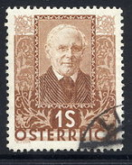 AUSTRIA 1931 Writers And Poets 1+1 S.. Used.  Michel 529 - 1918-1945 1st Republic