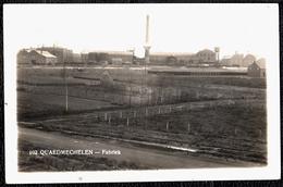QUAEDMECHELEN - KWAADMECHELEN - Fabriek - Fotokaart 1940 - Halen