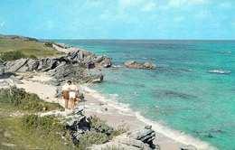 BERMUDA - Warwick Beach, Gel.1963, Abgelöste Marke - Bermuda