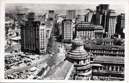 RIO DE JANEIRO - Fotokarte, Gel.1958, Abgelöste Marke - Rio De Janeiro