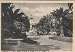 Italy - Aversa - Villa Comunale - Aversa