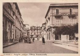 Italy - Aversa - Piazza Vittorio Emanuele - Aversa